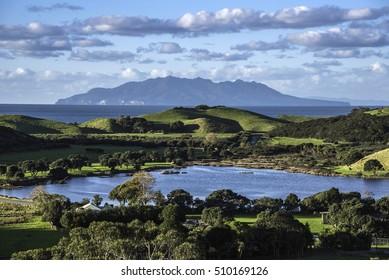 Little Barrier Island & Tawharanui Regional Park, New Zealand