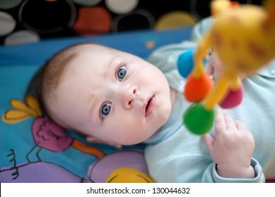 Little beautiful baby