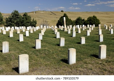 Little Bighorn National Monument and national cemetery, MT