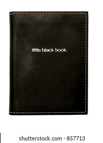 little black book   address  book