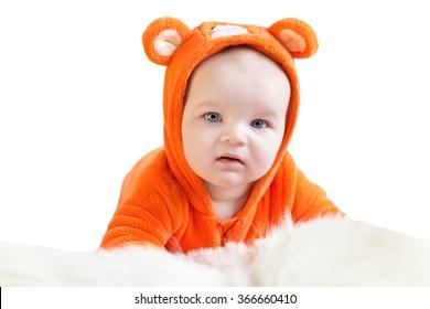Little boy cub