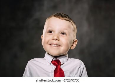 little boy emotions. in dreams