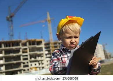 little boy in the form builder