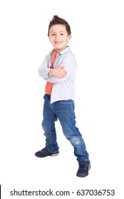 Boy model images stock photos vectors shutterstock little boy posing isolated in white voltagebd Choice Image