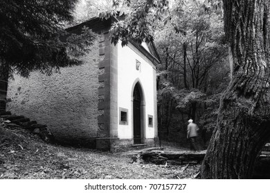Little church in the forest, Appennino modenese