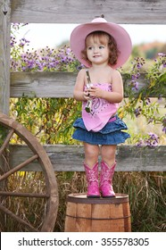 00bbd9166 Pink Cowgirl Hat Images, Stock Photos & Vectors   Shutterstock
