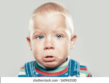 Free stock photos crying child