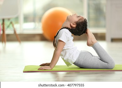 children yoga images stock photos  vectors  shutterstock