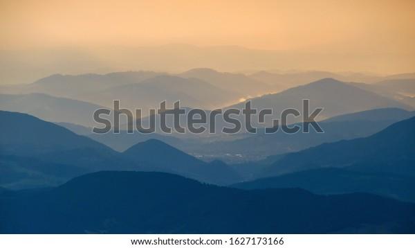 Little Fatra National Park, SLOVAKIA, EUROPE