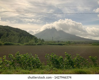 Little fuji in Hokkaido province ,Japan (Real name of this mountain is called  Yotei )