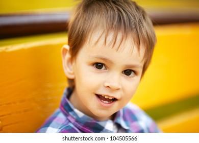little funny boy