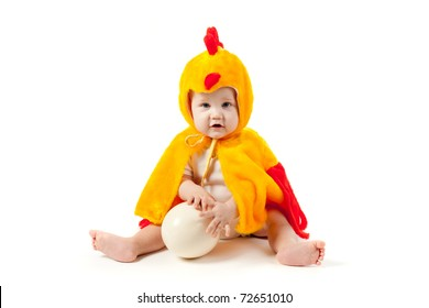 little funny boy in chicken costume  sc 1 st  Shutterstock : little chicken costume  - Germanpascual.Com