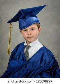 Little funny graduate