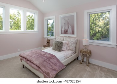 Little girl Bedroom, home design, remodel, diy, custom home