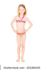 a7af247d29e Little Girl Bikini Images, Stock Photos & Vectors | Shutterstock