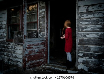 Little Girl by Creepy House