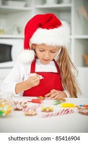 Kinder Weihnachtskekse.Bilder Stockfotos Und Vektorgrafiken Kinder Weihnachtskekse