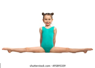 Naked gymnastic small girls