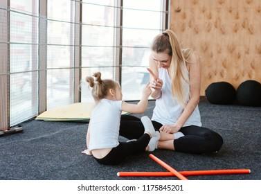 Milf does yoga
