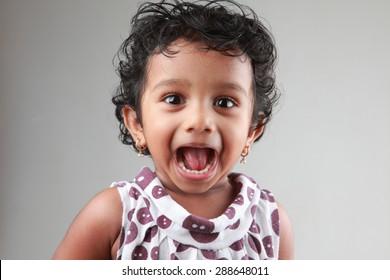 4dec05d9d Indian Baby Girl Images, Stock Photos & Vectors | Shutterstock