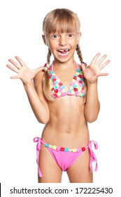 bathing Young suits modeling girls