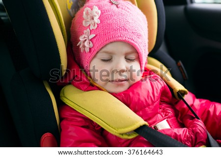 594c73dae Little Girl Three Years Traveling Winter Stock Photo (Edit Now ...
