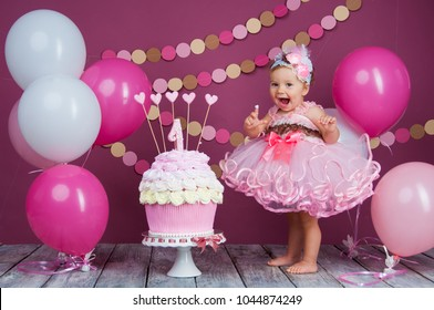 Fine Babys First Birthday Images Stock Photos Vectors Shutterstock Funny Birthday Cards Online Inifofree Goldxyz