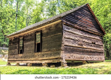 The Little Greenbrier School is a former schoolhouse and church in the Great Smoky Mountains National Park, Tennessee