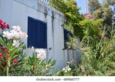 Little house in Sicily summer