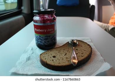 little jam breakfast