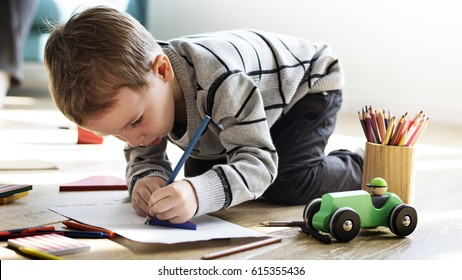 Kid Drawing Images Stock Photos Vectors Shutterstock