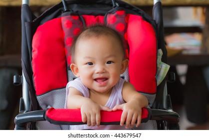 Little kids happy
