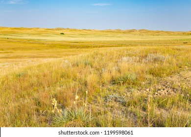 Little Missouri National Grassland in North Dakota, USA