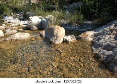 A little mountain river