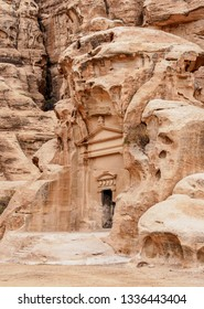 Little Petra, Siq al-Barid, Ma'an Governorate, Jordan