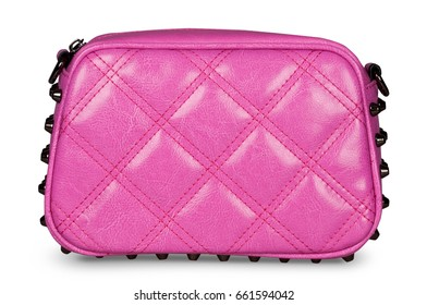 Little pink handbag