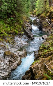 Little Qualicum Falls is only minutes from the very popular Cathedral Grove old-growth forest on Vancouver Island, BC, and is home to several spectacular waterfalls.