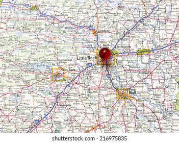 Arkansas Map Stock Photos, Images & Photography   Shutterstock