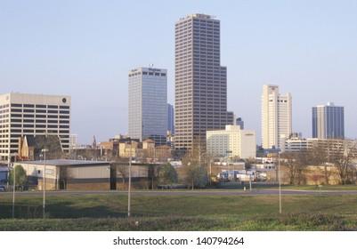 Little Rock in Arkansas, USA