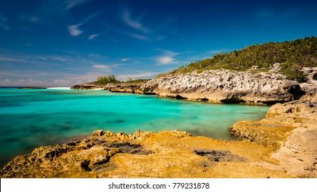 Little San Salvador Island, Bahamas