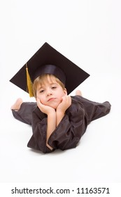 little school leaver