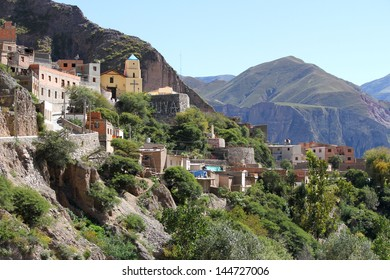 The little town of Iruya in Salta, Argentina, South america.