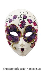 Little traditional Venice mask