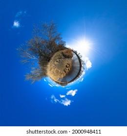 Little World am Wasser Wien - Shutterstock ID 2000948411
