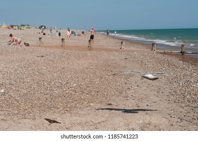Littlehampton beach  United Kingdom
