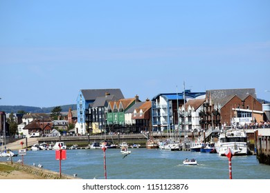 Littlehampton seaside town