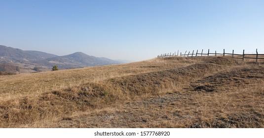 livade Gojna gora, Divcibare, Srbija, jesen - Shutterstock ID 1577768920