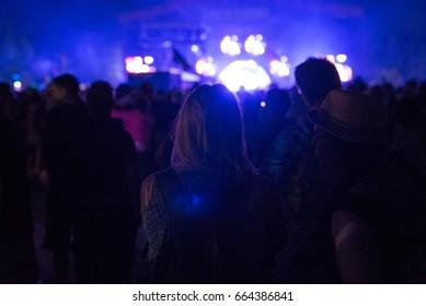 Live Concert Lights