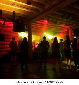 Live Music at night club