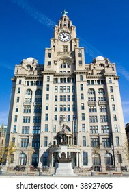 liver buildings in liverpool